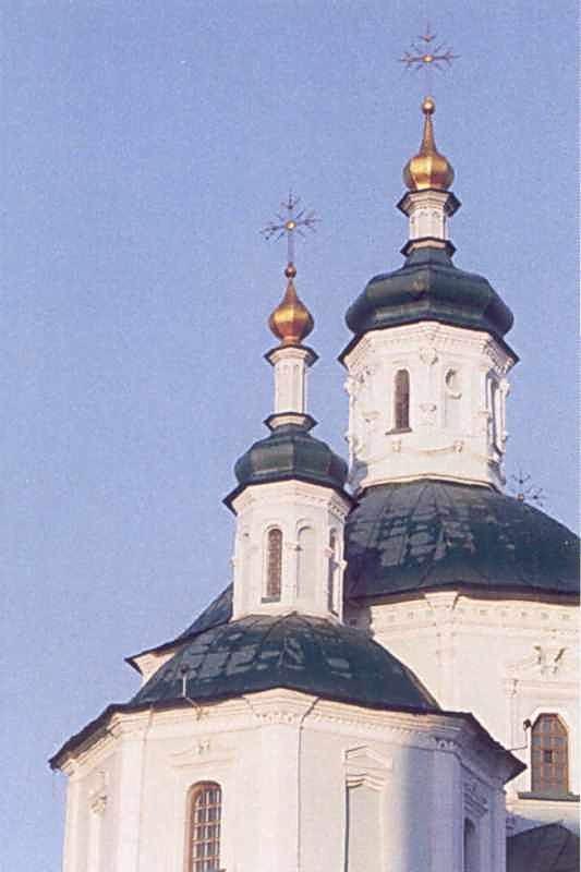 2006 р. Верхи. Вигляд зі сходу