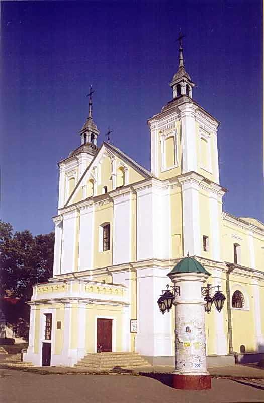 Костел св.Іоакима і Анни