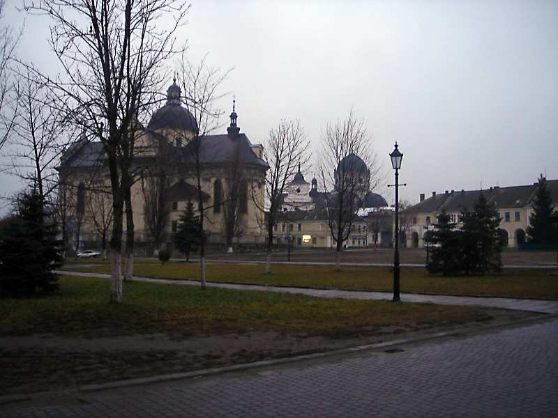 2006 р. Костел св.Лаврентія і…