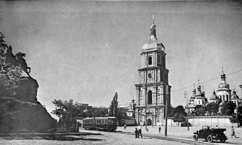 1934 р. Загальний вигляд з північного сходу