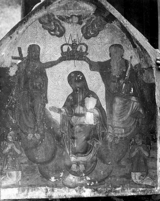 1988 [?] р. Коронування богородиці