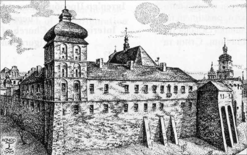 Низький замок