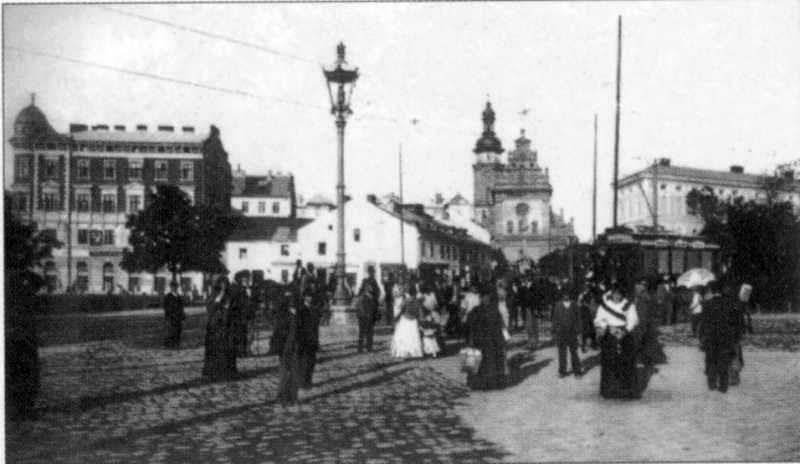 Бойковская каменица во Львове (1876…
