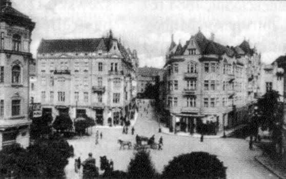 Бл. 1914 р. Ріг просп.Шевченка і…