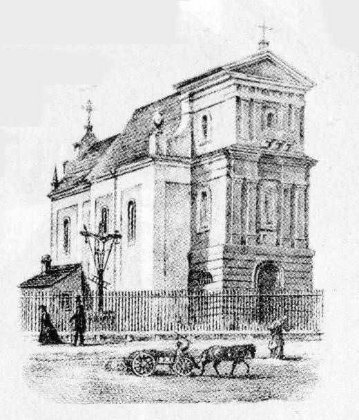 Бл. 1865 р. Загальний вигляд з позиції…