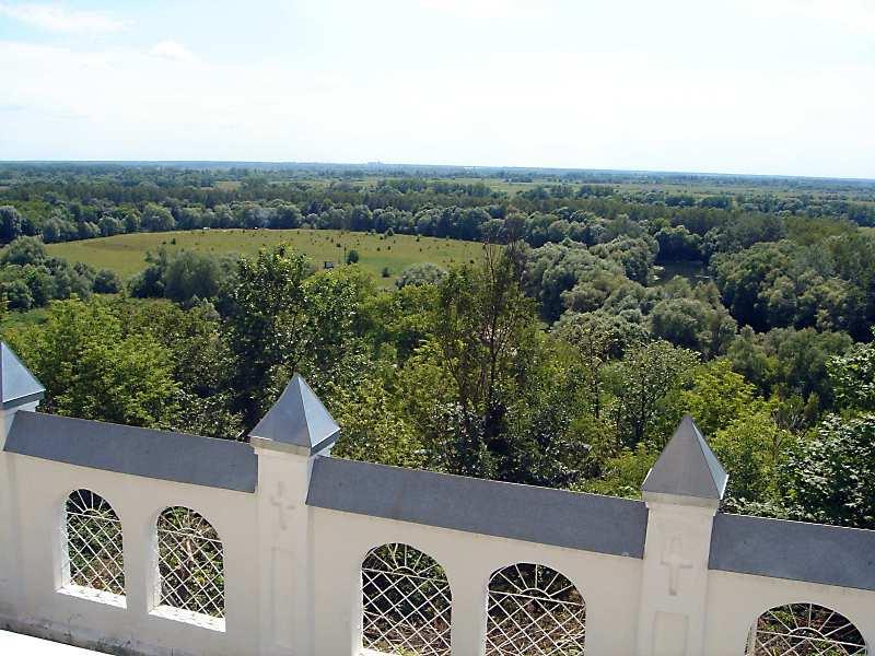 2008 р. Вид на долину Сейма