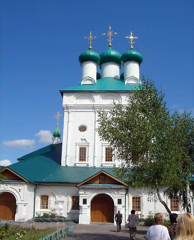 Монастир св.духа