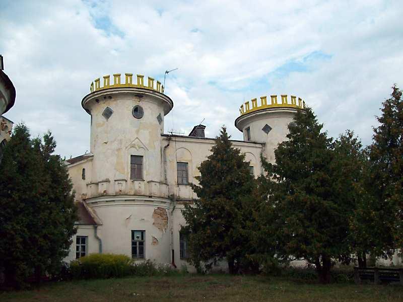 Палац П.О.Румянцева-Задунайського
