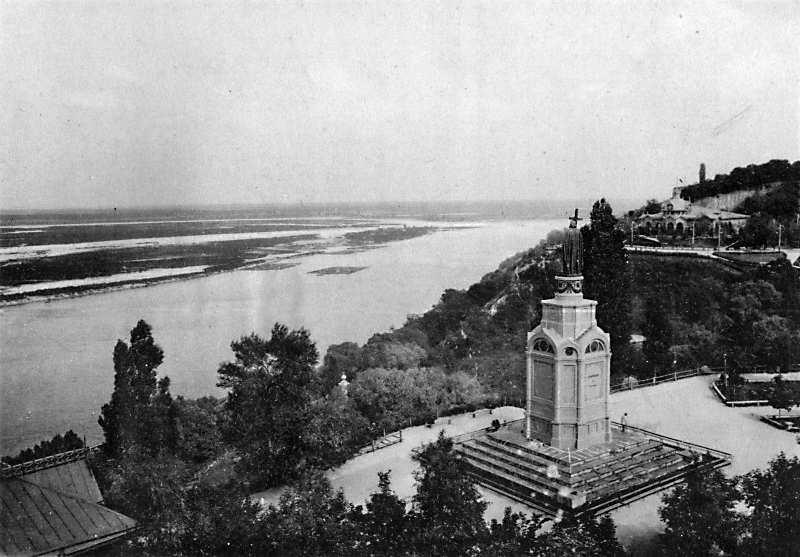Бл. 1900 р. Панорама (з альбому…
