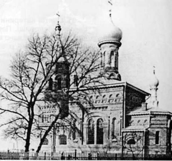 Церква св.Єлизавети (Поділ)