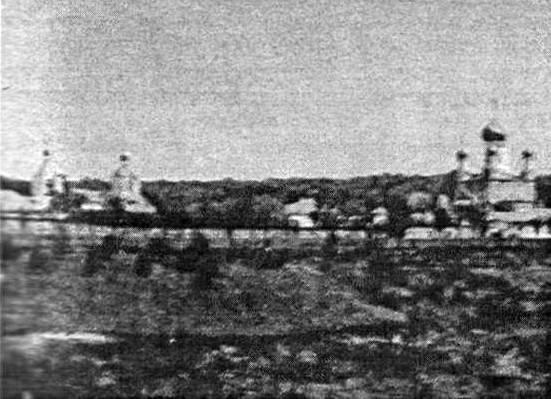 [Поч. 20 ст.?] Загальний вигляд (на фото - ліворуч)