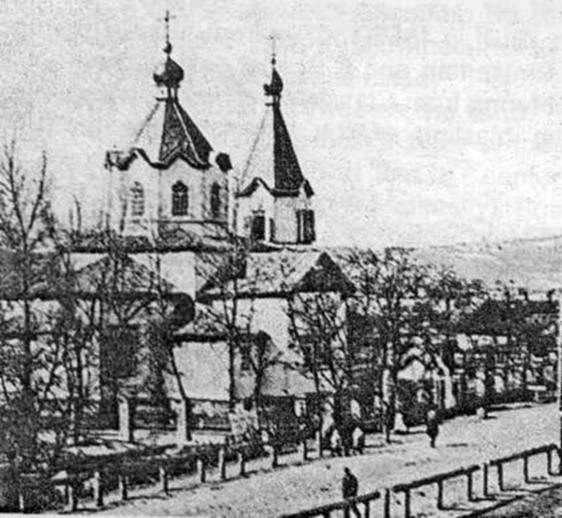 Церква св.Миколи (Микільська слобідка)