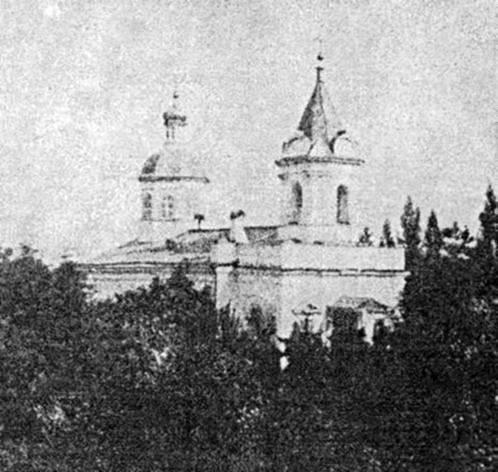 Церква Преображення (Голосіївська)