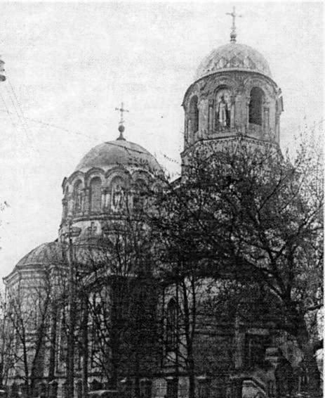Церква Стрітення (старокиївська)