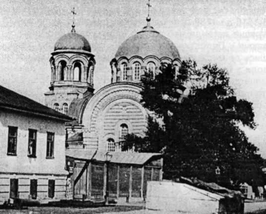 Церква Введення (Поділ)