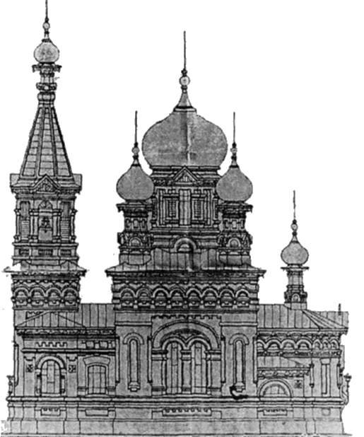 Церква Знамення богородиці (Видубичі)