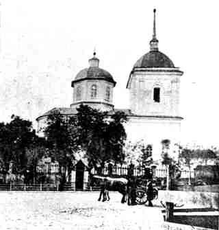 Давнє фото церкви
