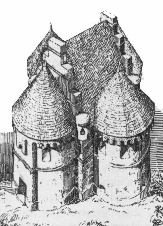 Реконструкція В.Січинського.