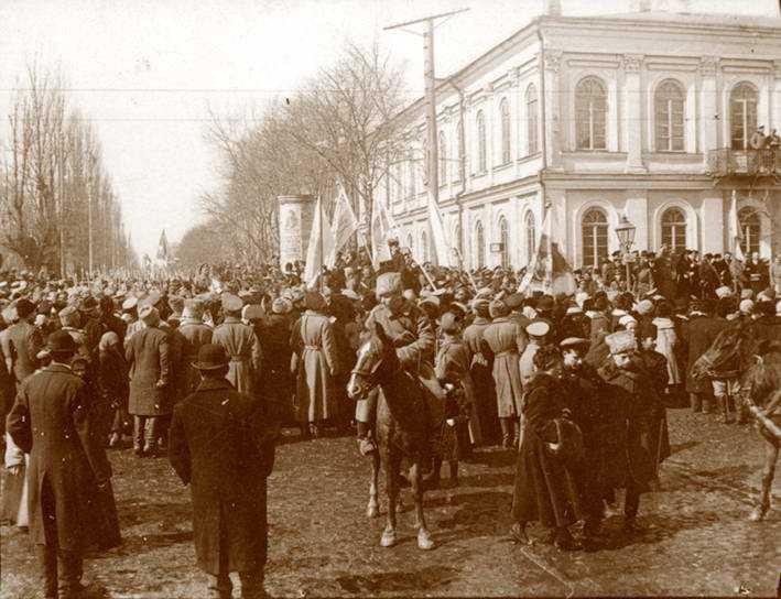 1917 р. Загальний вигляд