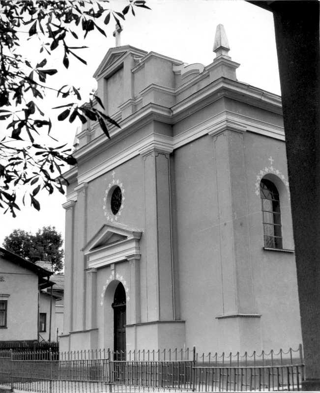 Церква св.Трійці, 1883 р.