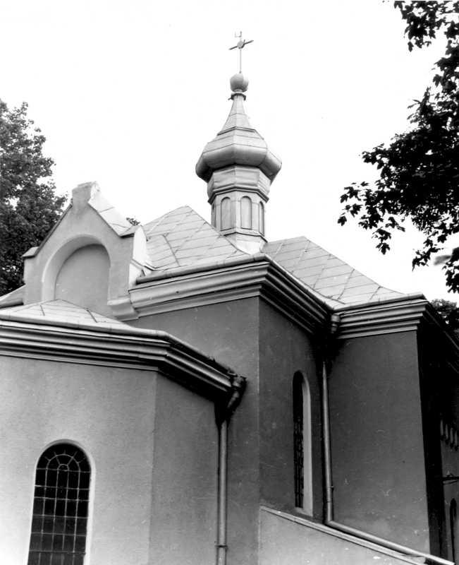 Церква св.Василя, 1888 р.