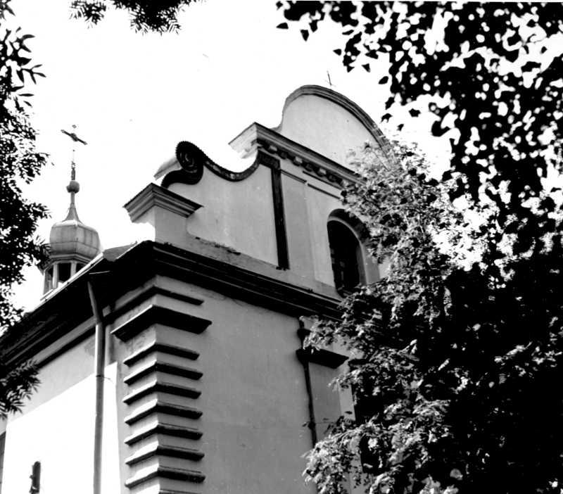Церква Успіння, 1826 р.