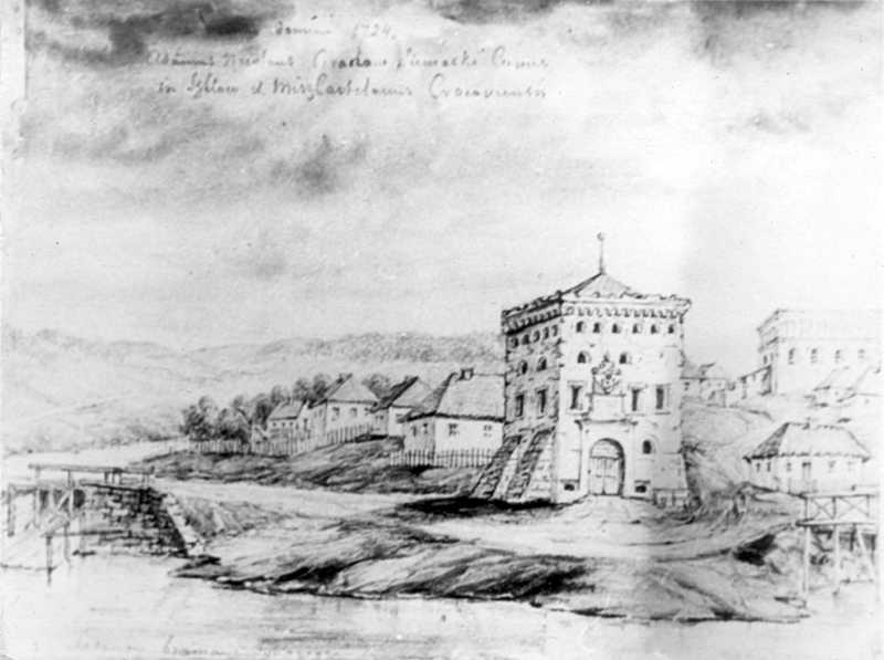1870-і рр. Рисунок Н.Орди
