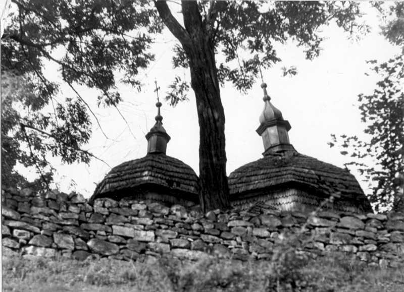 1988 р. Верхи. Вигляд з північного сходу