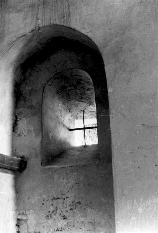 1988 р. Інтер'єр віконної ніші