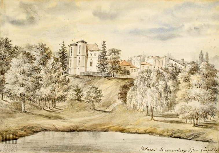 Палац Щеньовських