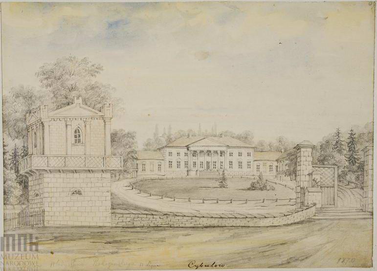 Палац Рогозинських