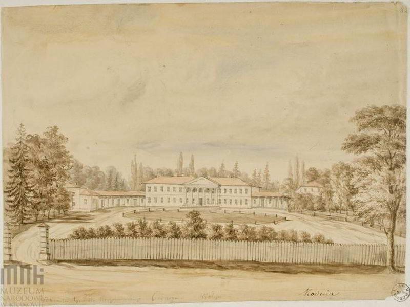 Палац Коженьовських