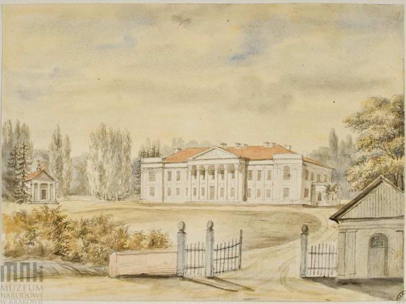Палац Замойських