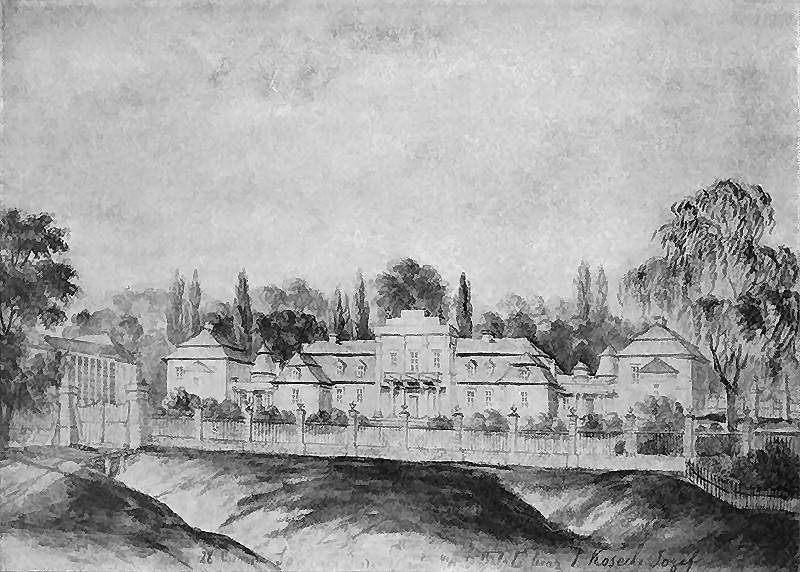 Палац Косецьких