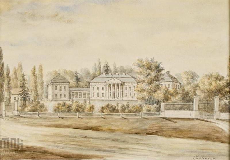 Палац Красіцьких
