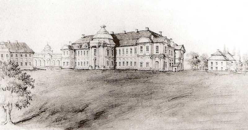 1872 р. Загальний вигляд з північного…