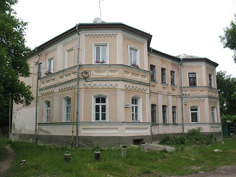 Житловий будинок (№ 51)