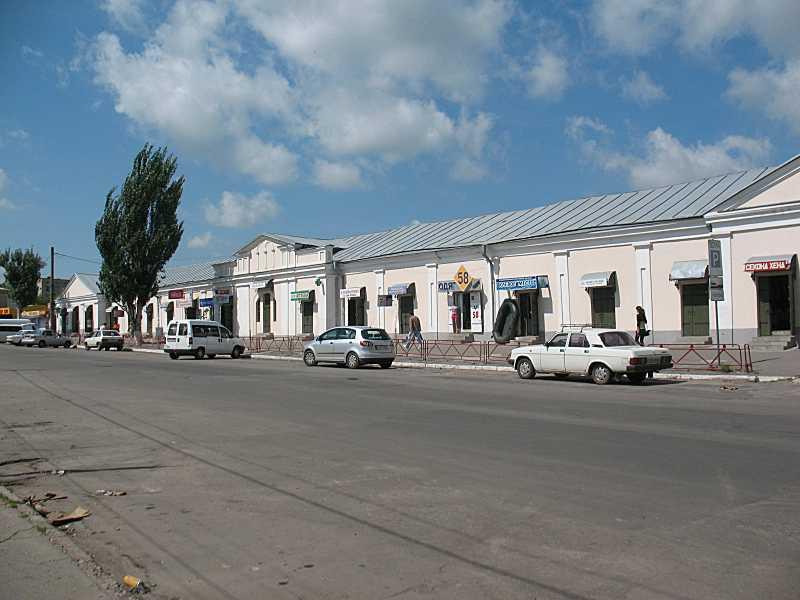 2011 р. Головний фасад
