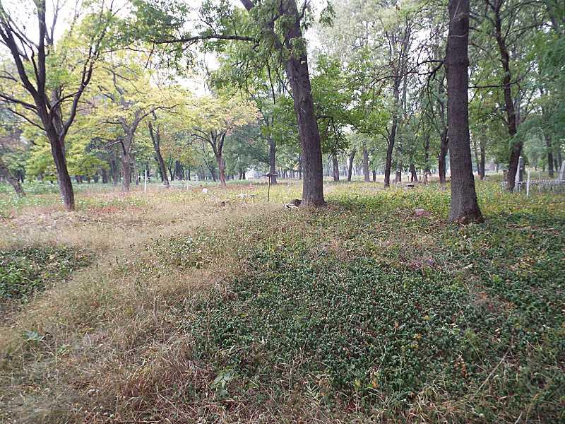 Міщанське кладовище