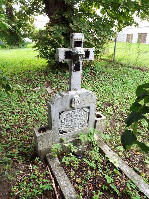 Цвинтар при православній церкві у…