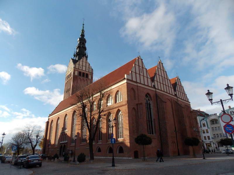 Костел св. Миколая у Ельблонгу