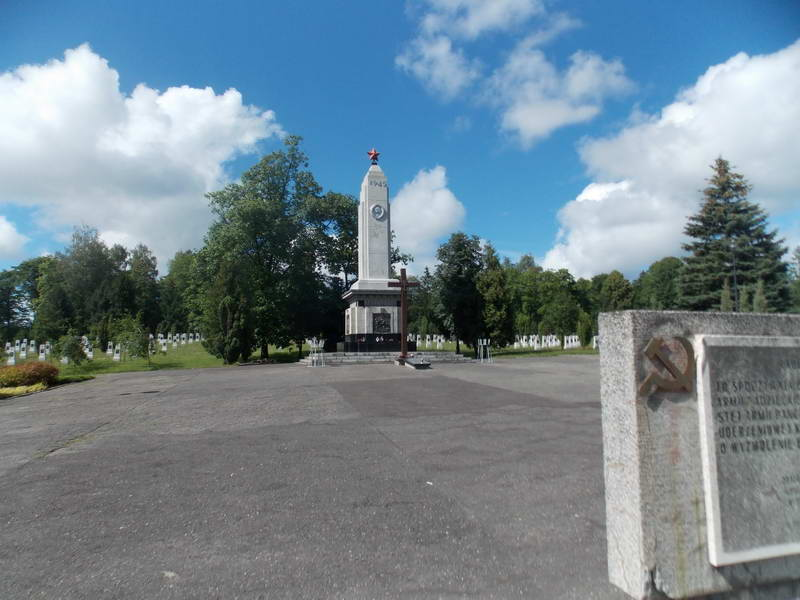 Радянський цвинтар на вул. Агрикола в…