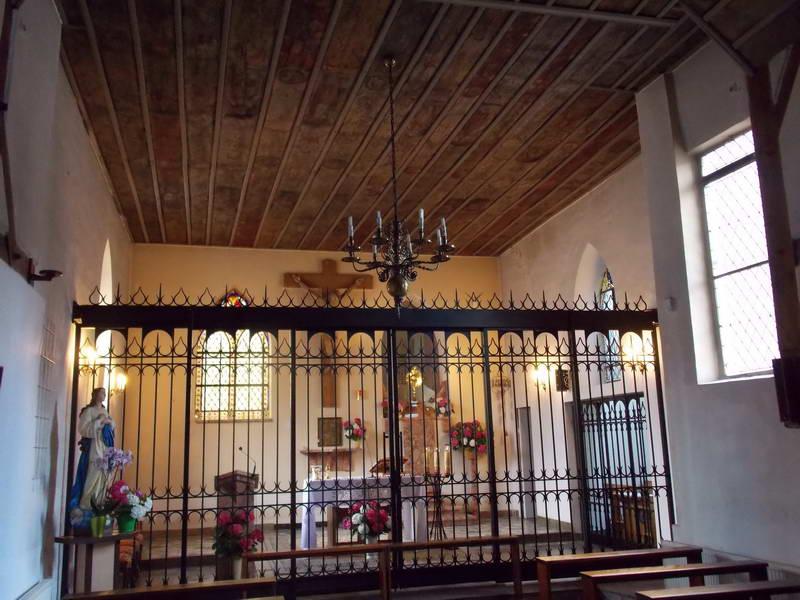 Костел св. Юрія в Ельблонгу