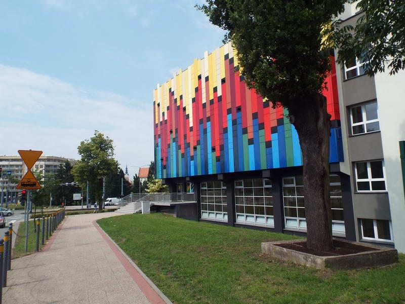 Музична школа в Ельблонгу