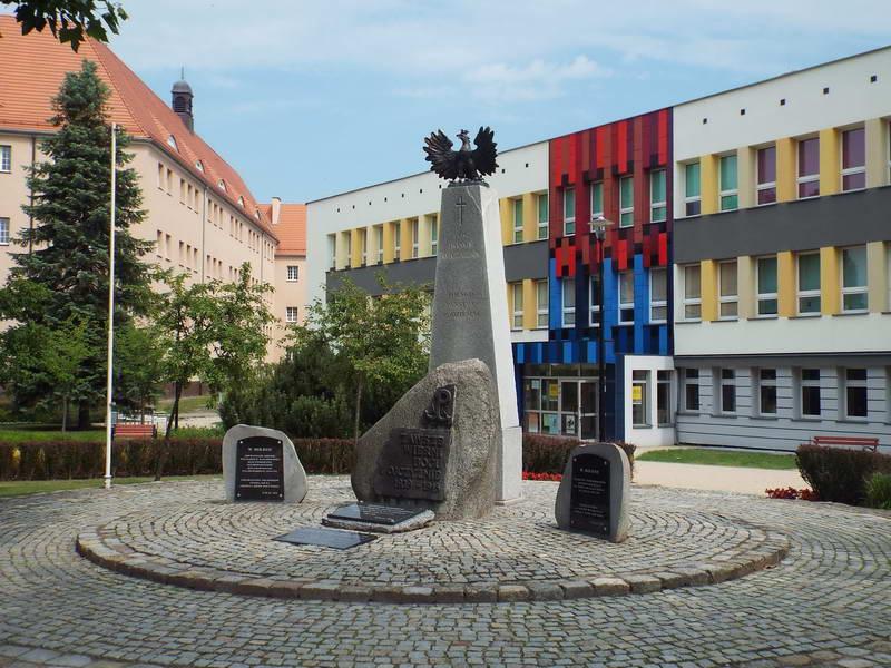 Монумент борцям за незалежність Польщі