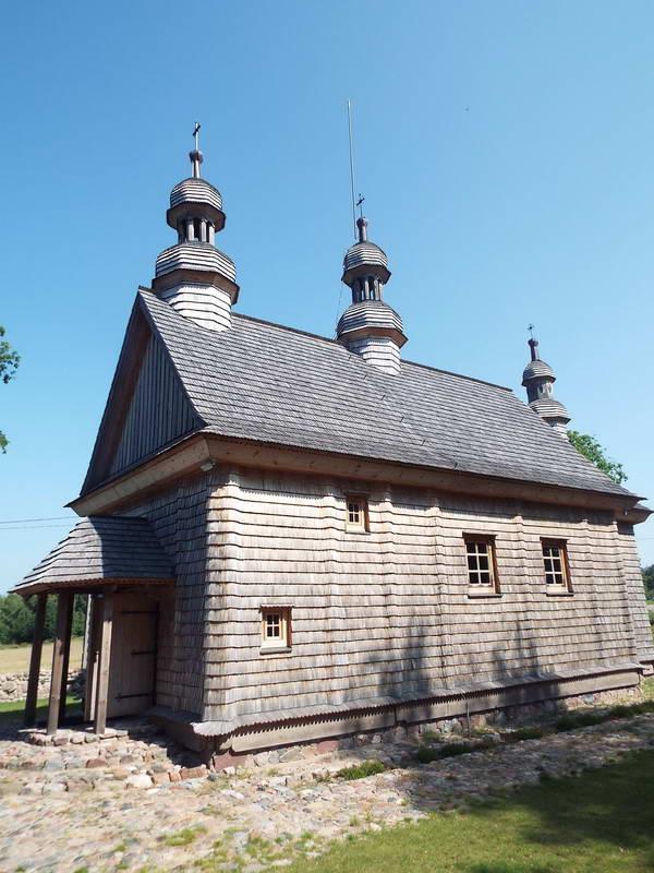 Греко-католицька церква Покрова…
