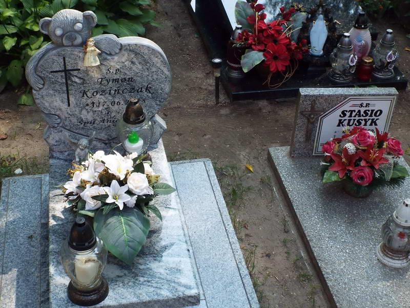 Поховання Тимона Козінчака та…