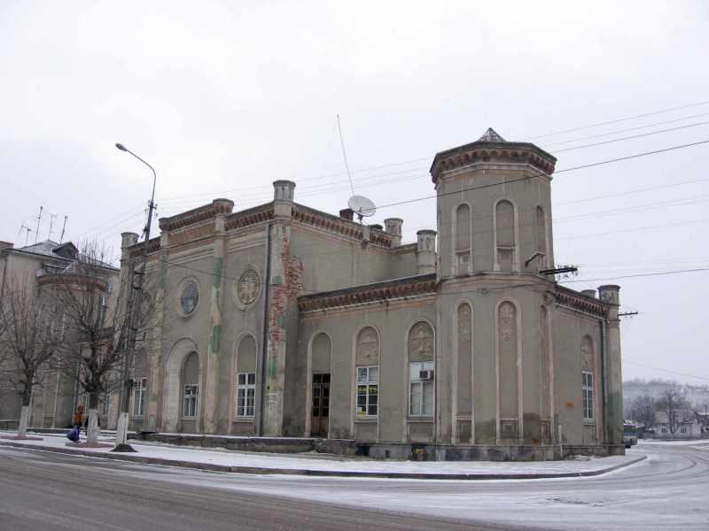 Нова синагога