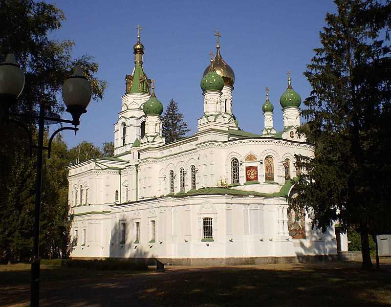 Церква св. Сампсонія