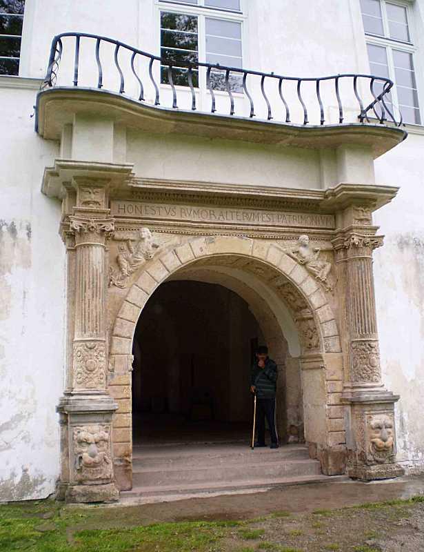 Західний портал